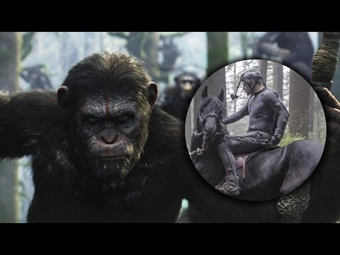 Why Andy Serkis Deserves an Oscar Nomination - Judy Greer Talks DAWN OF THE PLANET OF THE APES