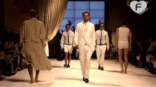 FLANMARK com   Dolce and Gabbana Man   MIFW Spring   Summer 2011   2012 Full Fashion Show