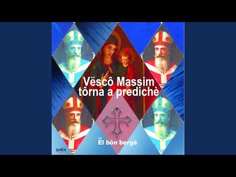 Vescovo Massimo (Versione radio cantata in lingua italiana)