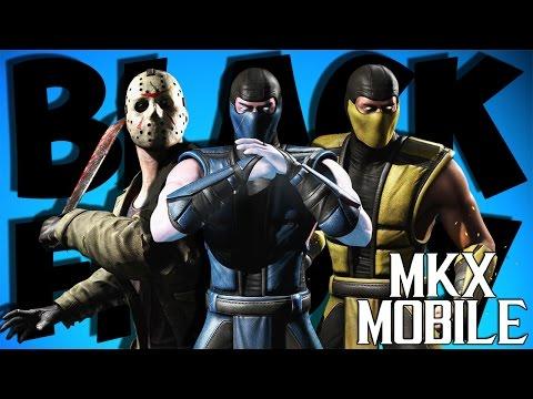 ЧЕРНАЯ ПЯТНИЦА В Mortal Kombat X Mobile | ТРАЧУ 5 ТЫСЯЧ ДУШ