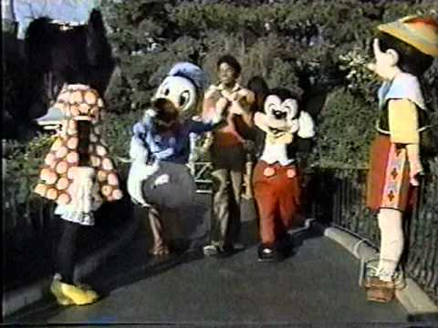 Michael Jackson - Disney Medley 25th Anniversary (1980) Music Videos