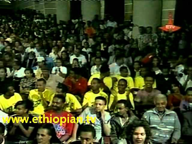 Ethiopian Idol Final Winner - Temesgen Tafesse