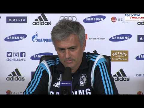 Jose Mourinho pours his heart over Steven Gerrard