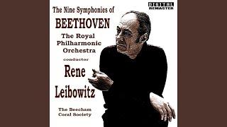 Symphony No 9 In D Minor Third Movement