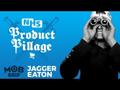 Product Pillage: Jagger Eaton | MOB Grip