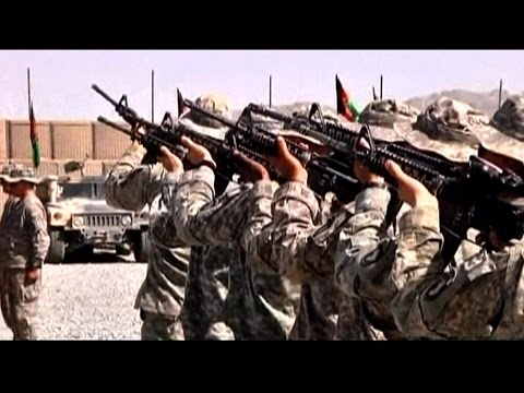 The Afghan War is Not Over: U.S. Ends 13-Year Combat Mission, But 10,000+ Troops Continue the Fight