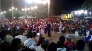 FANFARRA FANEOB - ENTRADA ( VICE-CAMPEÃ BAIANA NA FINAL DA LICBAMBA 2013)