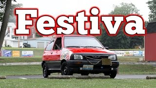 1991 Ford Festiva: Regular Car Reviews