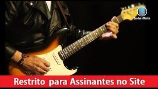 "Pink Floyd Video - Pink Floyd -  ""Time"" (Aula de Guitarra) - Cordas e Música"