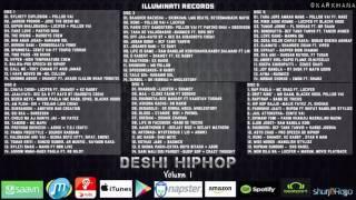 Deshi HipHop Vol 1 | New Bangladeshi HipHop Mixed Album