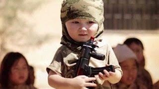 ISIS publica un nuevo video con niños apoyando decapitaciones