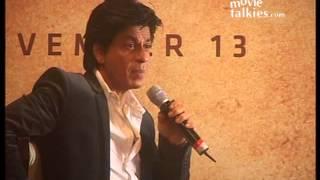 Shah Rukh Khan Talks About 'Challa' And Rabbi Shergill