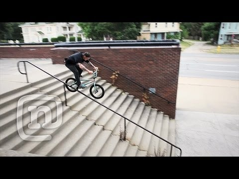 The Hunt's Cory Wiergowski: Crooked World BMX