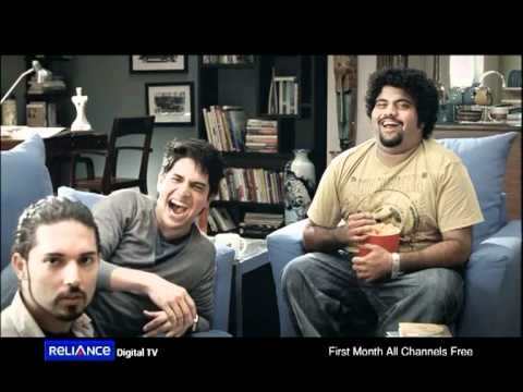 Reliance Digital TV Advertisement