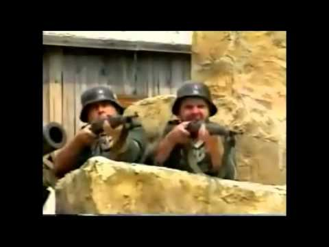 WORLD WAR TWO MLG PARTISANS