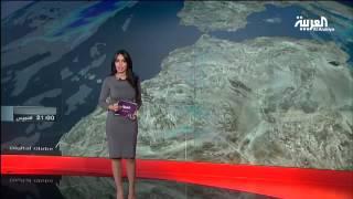 سوء الأحوال الجوية يتسبب بغلق ميناء الغردقة...و الكويت ترتقب شتاء باردا