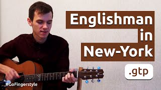 Englishman in New York | Go Fingerstyle
