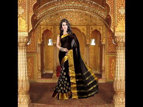 Top 10 Latest Indian Sarees of August- Best selling in online