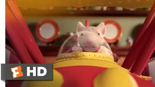 Stuart Little 2 (2002) - Flying in the House Scene (2/10)   Movieclips