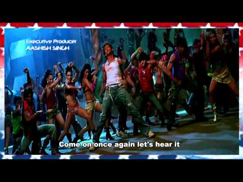 Dhoom Again - Eng Subs - Dhoom 2 - Full Song - *hq* & *hd* ( Blue Ray ) video
