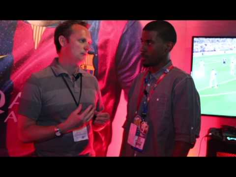 FIFA 15 E3 2014 Interview