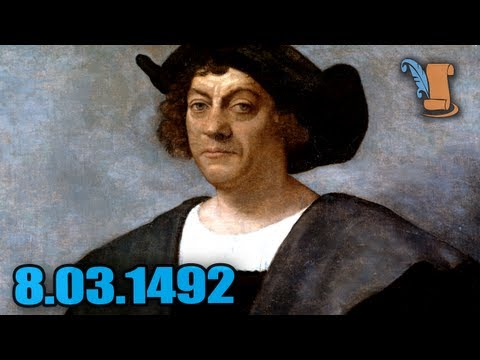 On August 3rd of 1492 Christopher Columbus would accidentally discover the Americas. He intended to find a new trade route to India, but miscalculated the ci...