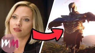 Avengers: Endgame Trailer Breakdown & Reaction - Things You Missed!