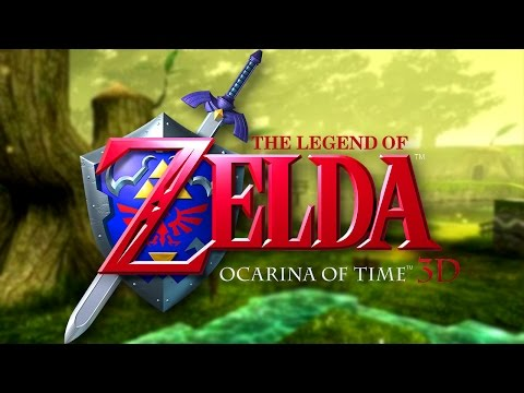 Ocarina of Time (3D) - 3D Zelda Retrospective