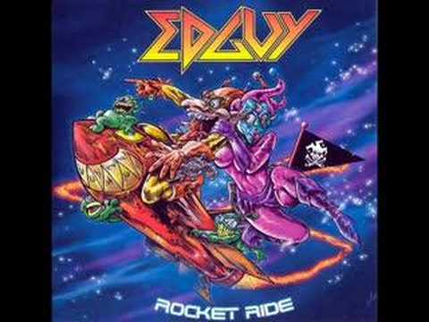 Edguy - Wasted Time