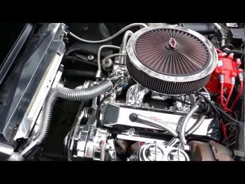 Sb Chevy 427 Stroker Engine 636 Hp 569 Tq Pump Gas Cnc