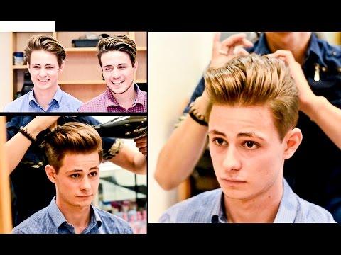 David Beckham Haircut & Style | Men's Hair