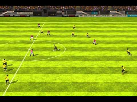 FIFA 14 iPhone/iPad - Sherlock Holmes vs. Manchester Utd