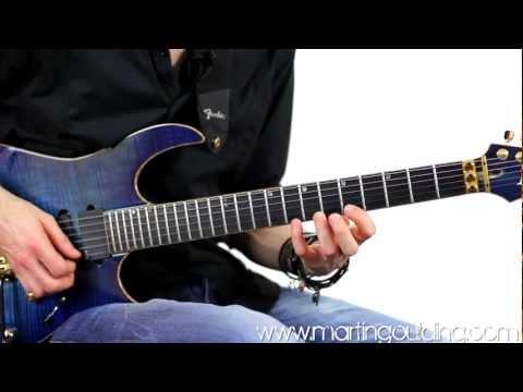 Richie Kotzen Style Legato Lick by Martin Goulding