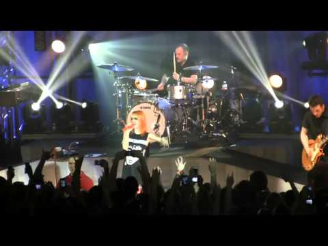 "Paramore in Detroit- ""Proof"" Live (1080p HD) at the Fillmore on May 10, 2013"