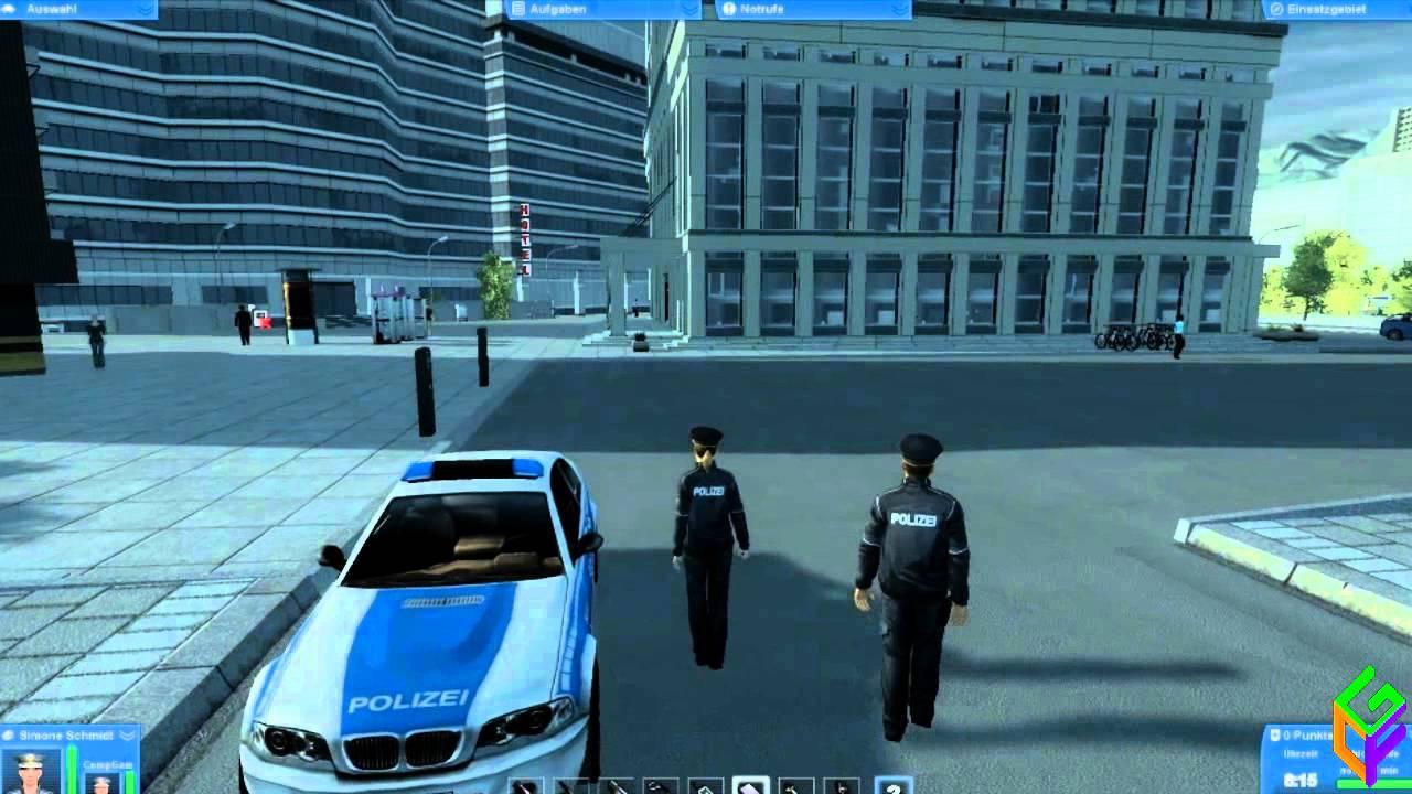 polizei pc spiel