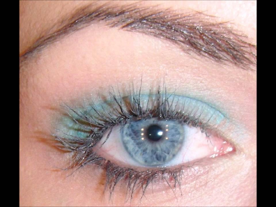 eyeshadow lidschatten blaue augen youtube. Black Bedroom Furniture Sets. Home Design Ideas