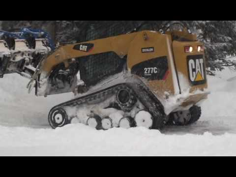 The Kage Beats All Snow Plows and Pushers