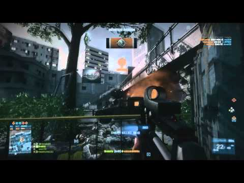 BF3: Let's play some battlefield #2 - Grand Bazaar LGPC