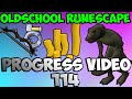 Oldschool Runescape - EPIC DKS Loot! + Barrows Loot!   2007 Servers Progress Ep. 114