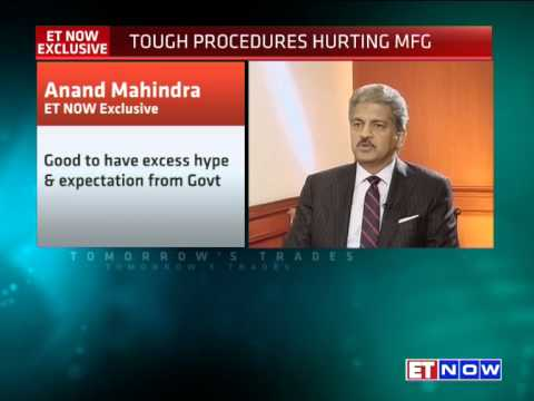 EXCL | Mahindra Group's Anand Mahindra On Indo-US Business Opportunities