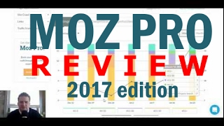 Moz Pro Review (2017): The 5 SEO aspects that Moz tracks