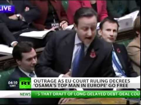 UK Supreme Court not supreme enough for EU.
