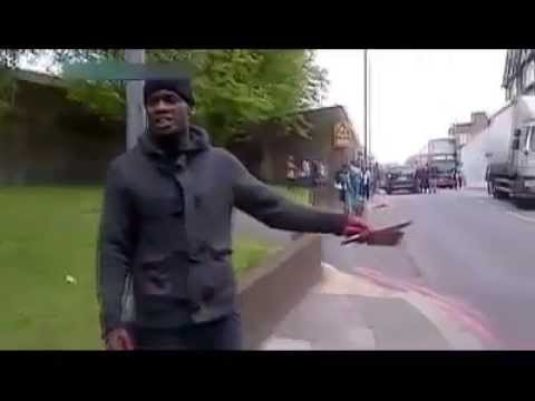 [FULL VIDEO] British Soldier Killed In London [LATEST NEWS] 22.05.2013