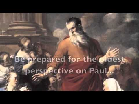 new perspective on paul pdf