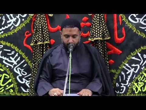 Shaykh Abbas Ismail - 07 Muharram 1441 (06 Sep 2019) Bandra Khoja Masjid, Mumbai (English Majalis)