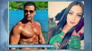 Eduardo Costa é acusado de vazar imagens íntimas de ex-namorada