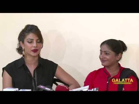 Priyanka Chopra Bollywood Movie 'mary Kom' Promotion At Kbc Set video