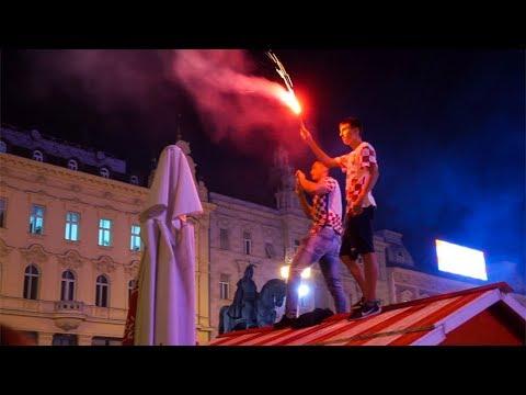 Well That Was Fun | Croatia WINS! | Van Life Europe thumbnail