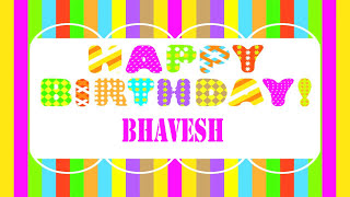 Bhavesh   Wishes & Mensajes - Happy Birthday