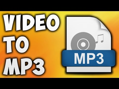How To Extract Audio From Video File - Best Video To Mp3 Converter Online Free [BEGINNER'S TUTORIAL]